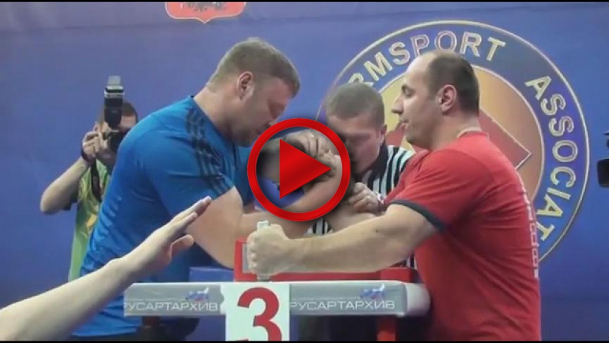 XXI Russian Nationals 2012 - Open Class (part 4) # Armbets.tv # фкьиуеыюем
