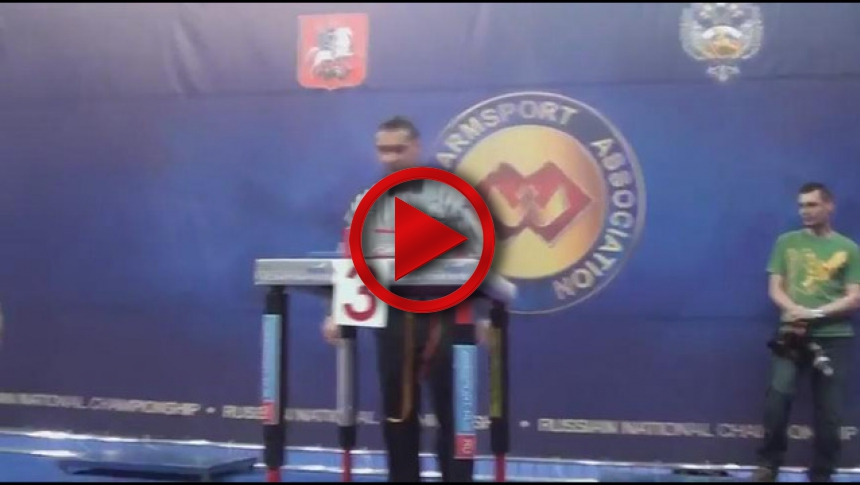 XXI Russian Nationals 2012 - Open Class (part 13) # Armbets.tv # фкьиуеыюем