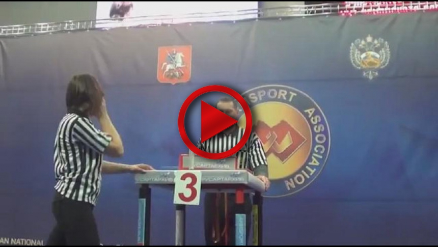 XXI Russian Nationals 2012 - Open Class (part 11) # Armbets.tv # фкьиуеыюем