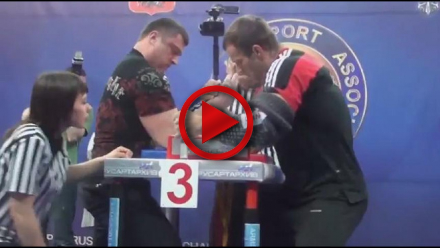 XXI Russian Nationals 2012 - Open Class (part 6) # Armbets.tv # фкьиуеыюем