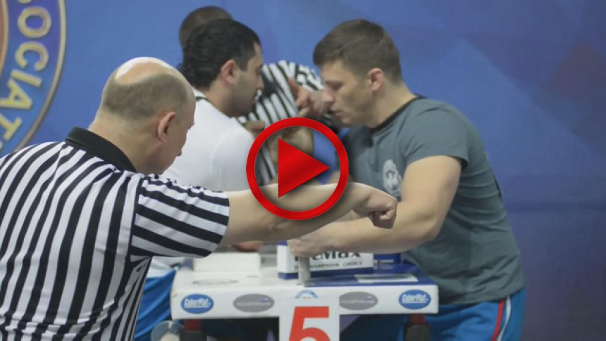 Russian Nationals 2014 right hand part 23 # Armbets.tv # фкьиуеыюем