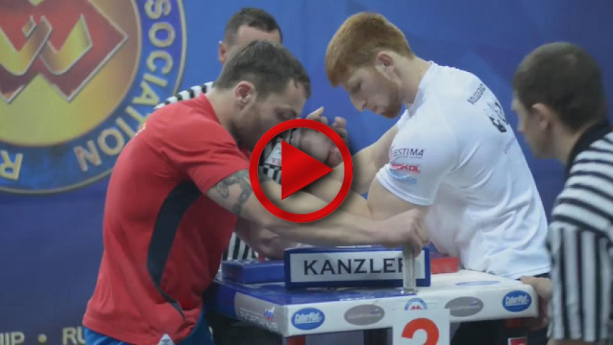 Russian Nationals 2014 right hand part 31 # Armbets.tv # фкьиуеыюем