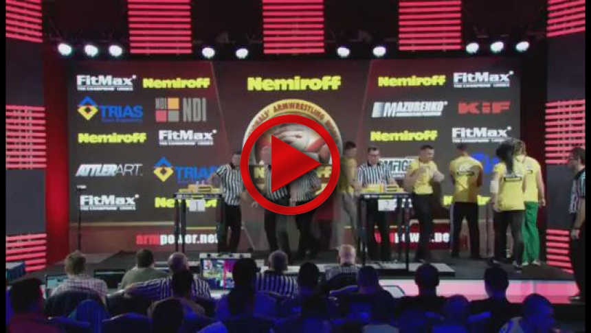 Nemiroff2012 right hand eliminations p03 # Armbets.tv # фкьиуеыюем