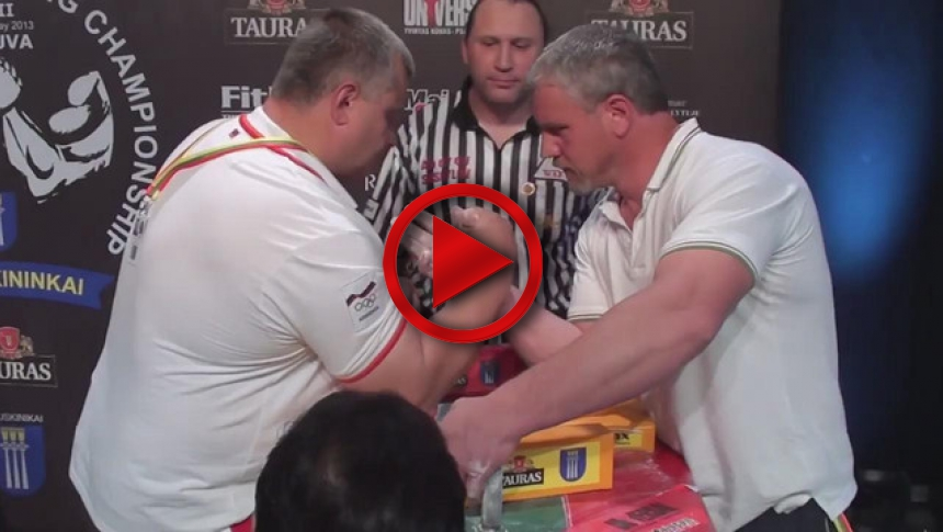 EuroArm 2013 Lithuania - day2 - part 43 # Armbets.tv # фкьиуеыюем