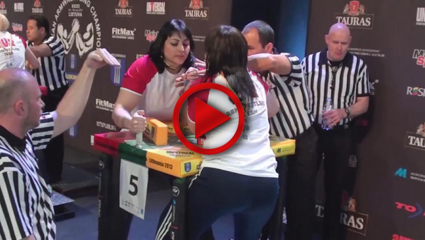 EuroArm 2013 Lithuania - day3 - part 10 # Armbets.tv # фкьиуеыюем