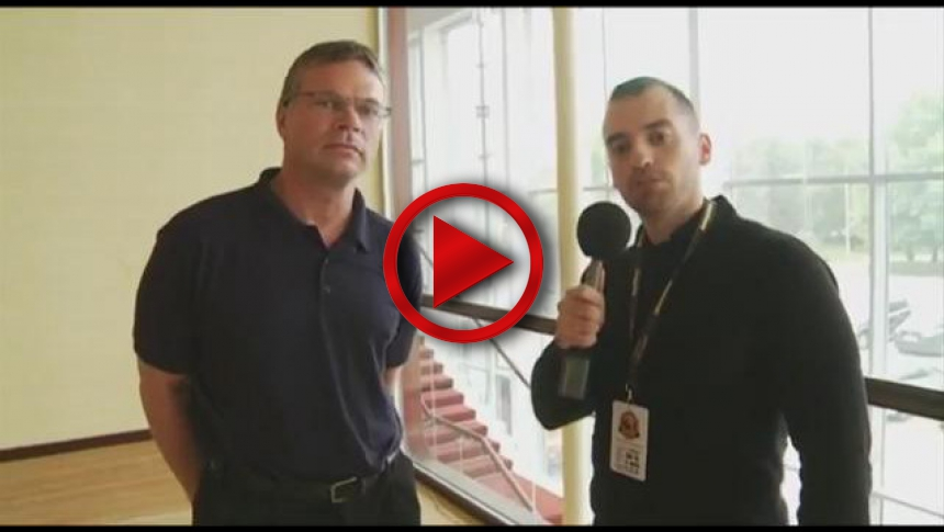 Nemiroff 2011 John Brzenk next interview # Armbets.tv # фкьиуеыюем