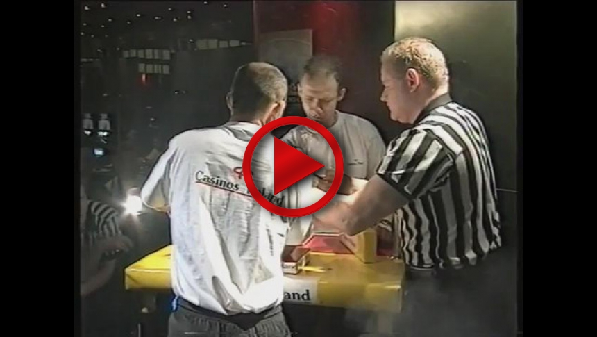 Nemiroff 2003 - IV Zloty Tur Cup - elimination fights right hand (part 2) # Armbets.tv # фкьиуеыюем