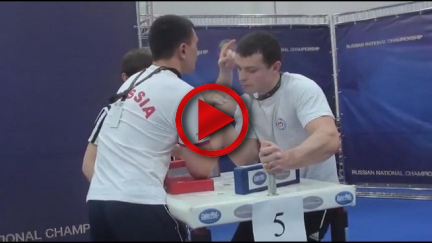 XXI Russian National Championships part 48 # Armbets.tv # фкьиуеыюем
