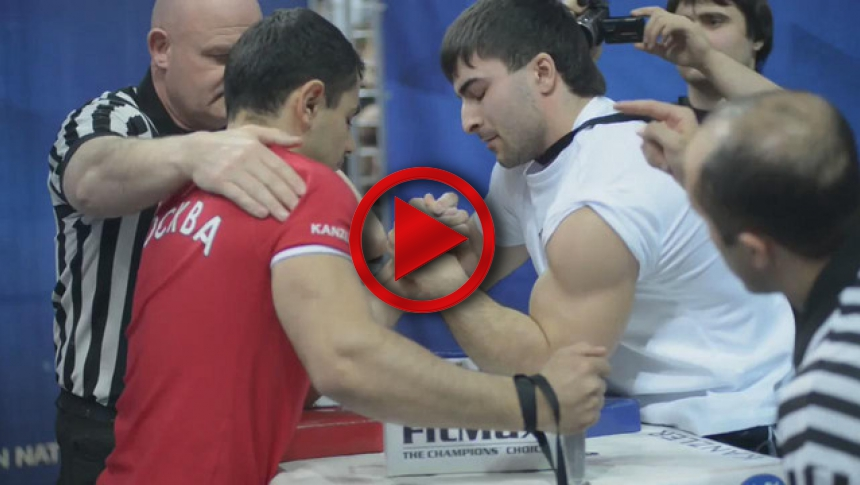 Russian National Championships 2014 armwrestling part 10 # Armbets.tv # фкьиуеыюем