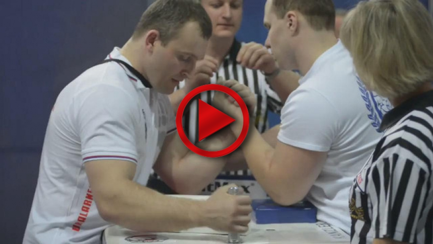Russian National Championships 2014 armwrestling part 32 # Armbets.tv # фкьиуеыюем