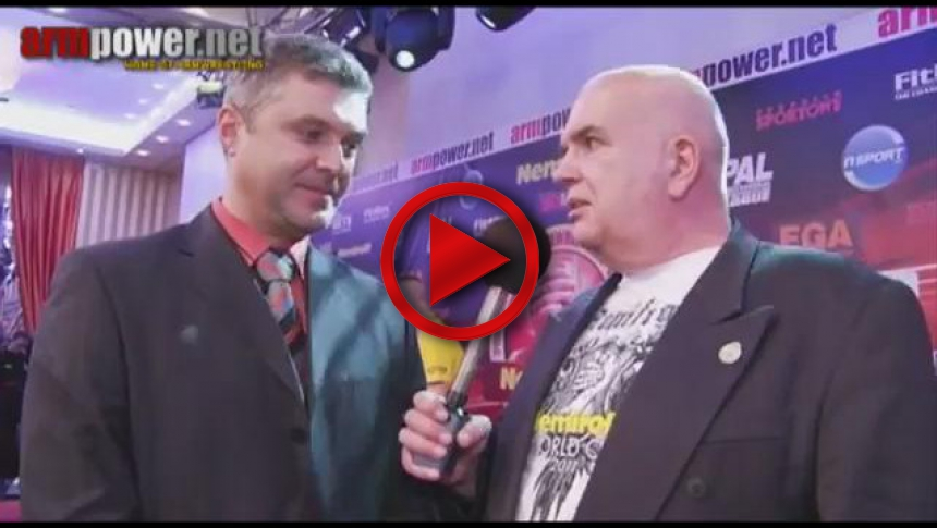 Nemirof 2011 Last Interviews Part 2 # Armbets.tv # фкьиуеыюем