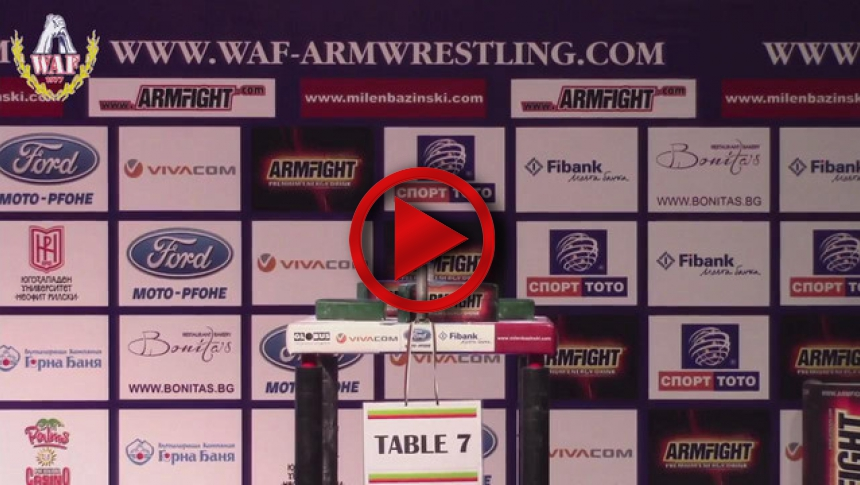 Worlds 2016 - day 6 - table 7 - part 1 # Armbets.tv # фкьиуеыюем
