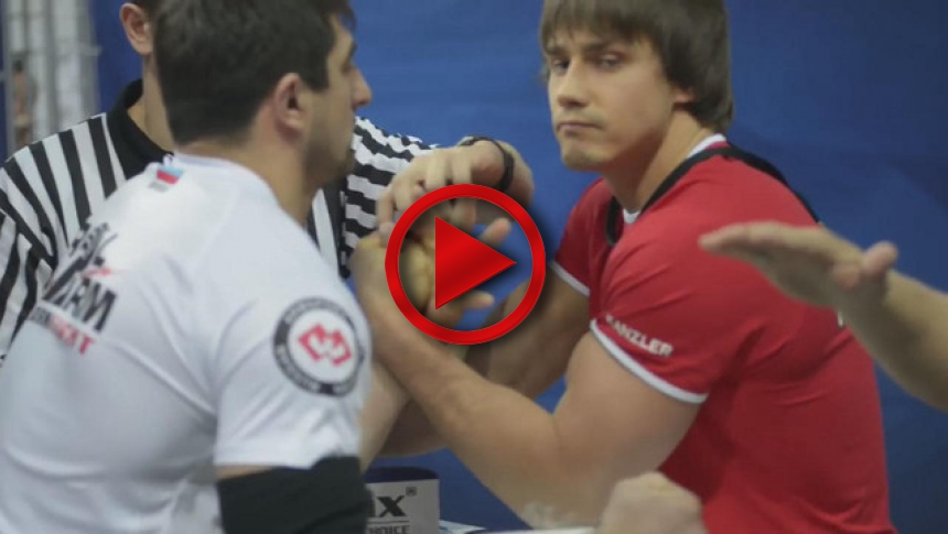 Russian National Championships 2014 armwrestling part 27 # Armbets.tv # фкьиуеыюем