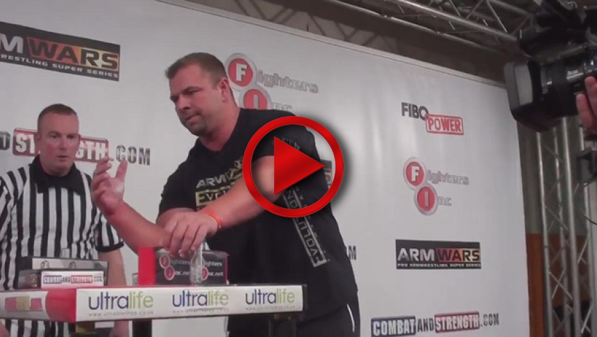 FIBO 2011 - Michael Todd - ARMFIGHT (5) # Armbets.tv # фкьиуеыюем