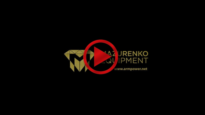 Armwrestling table Production- Mazurenko Equipment # Armbets.tv # фкьиуеыюем