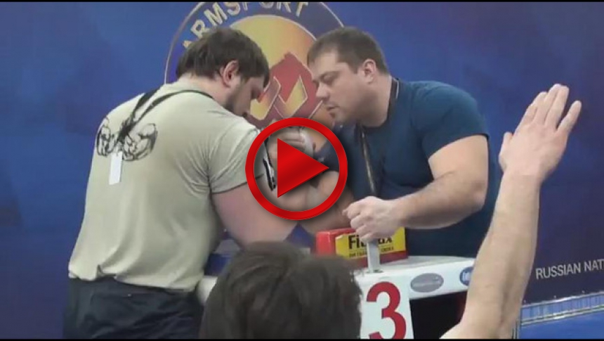 XXI Russian National Championships part 112 # Armbets.tv # фкьиуеыюем