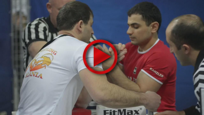 Russian National Championships 2014 armwrestling part 8 # Armbets.tv # фкьиуеыюем