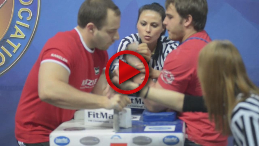 Russian National Championships 2014 armwrestling part 9 # Armbets.tv # фкьиуеыюем