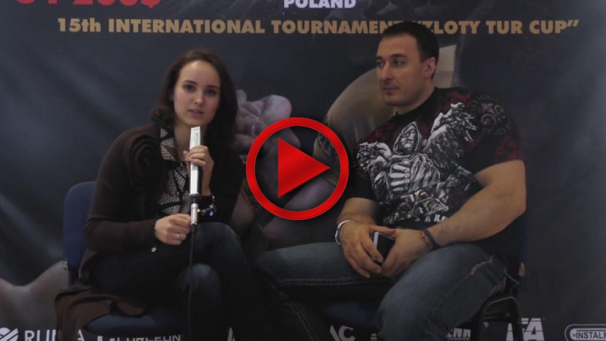 Alexey Voevoda interview # Armbets.tv # фкьиуеыюем