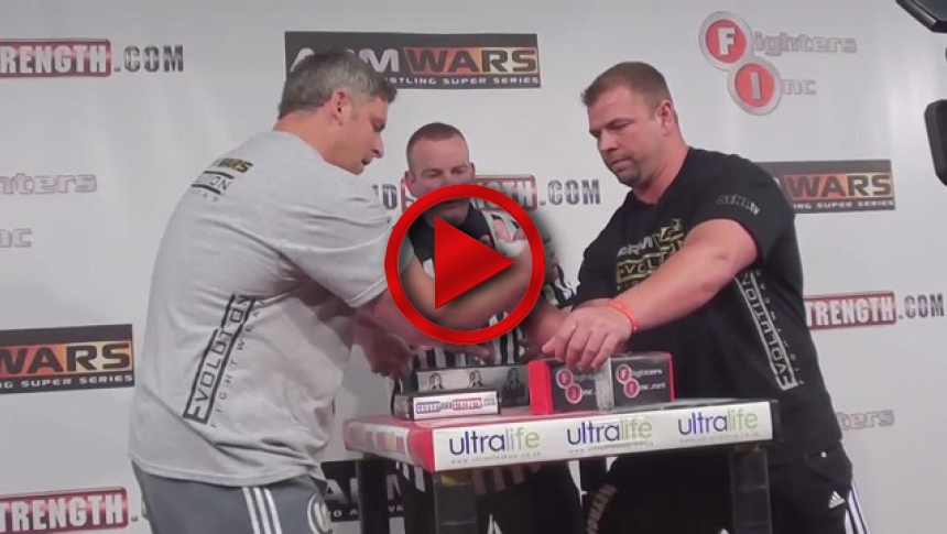 FIBO 2011 - Michael Todd - ARMFIGHT (2) # Armbets.tv # фкьиуеыюем