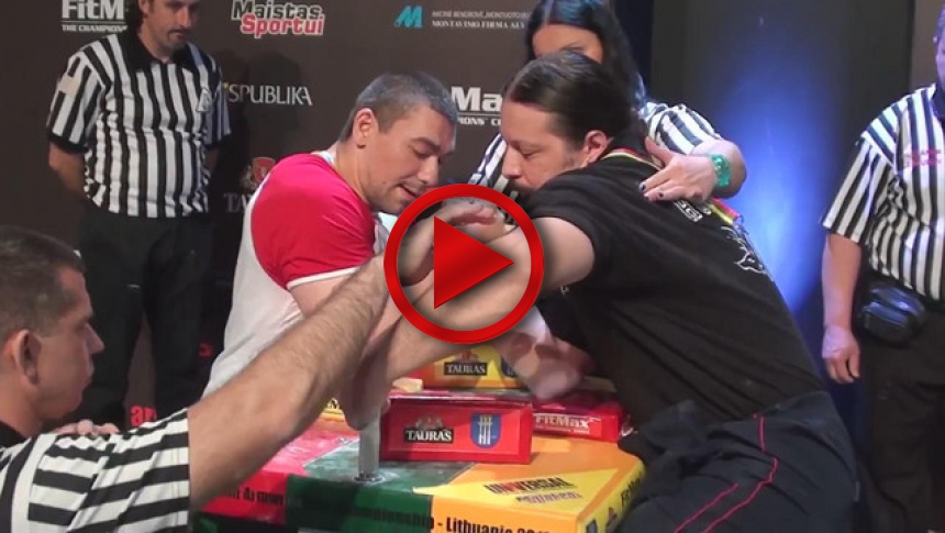 EuroArm 2013 Lithuania - day2 - part 2 # Armbets.tv # фкьиуеыюем