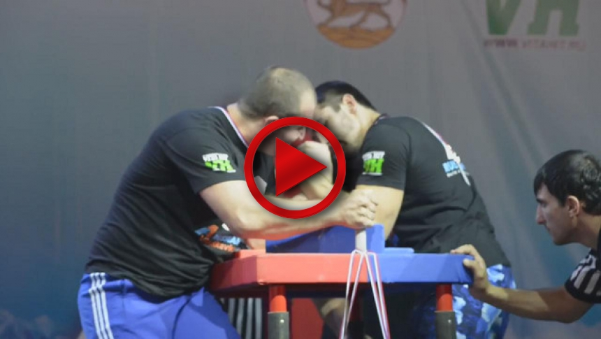 A1 Russian Open Right Hand part 9 # Armbets.tv # фкьиуеыюем
