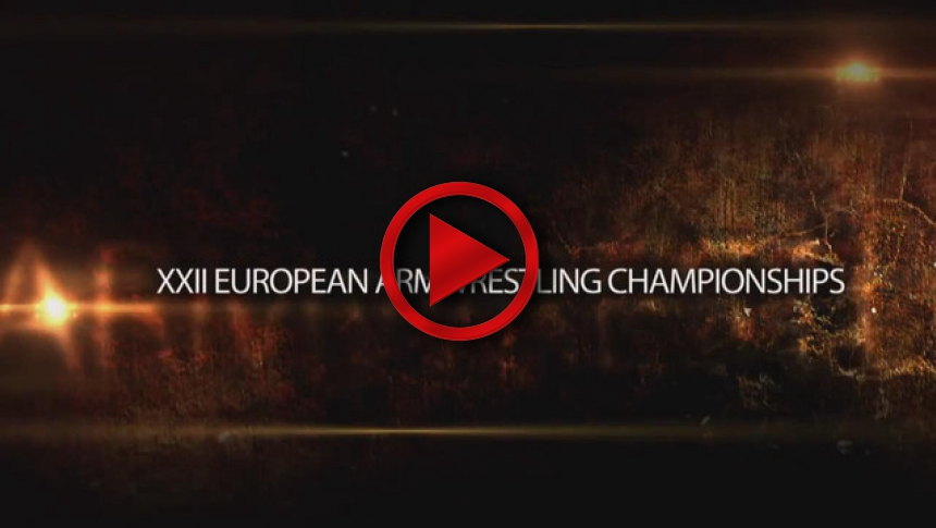finals junior men left plus80kg XXII European Armwrestling Championships # Armbets.tv # фкьиуеыюем