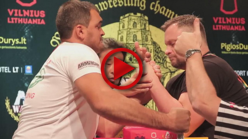 World Armwrestling Championship 2014, day 3, eliminations (135) # Armbets.tv # фкьиуеыюем