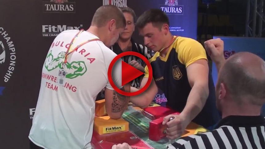 EuroArm 2013 Lithuania - day4 - part 87 # Armbets.tv # фкьиуеыюем