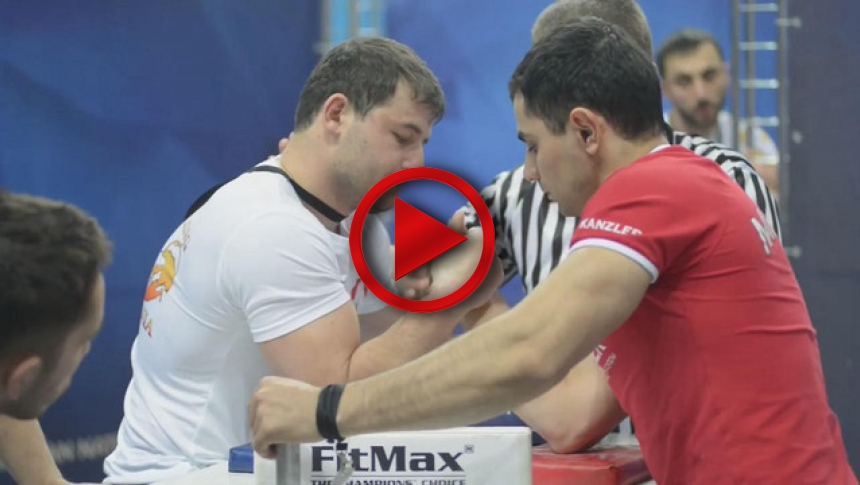 Russian Nationals 2014 right hand part 13 # Armbets.tv # фкьиуеыюем