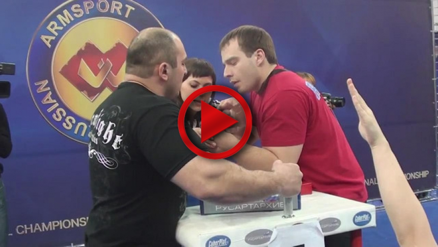 Russian National Championships 2012 part 7 # Armbets.tv # фкьиуеыюем