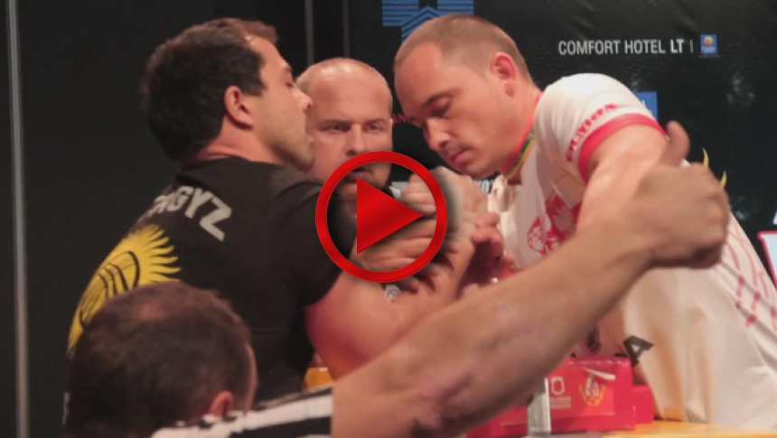 World Armwrestling Championship 2014, day 4, eliminations (65) # Armbets.tv # фкьиуеыюем