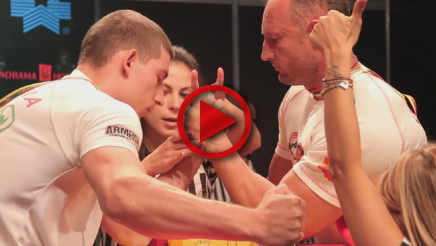 World Armwrestling Championship 2014, day 3, eliminations (158) # Armbets.tv # фкьиуеыюем