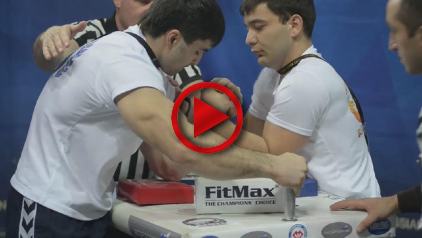 Russian National Championships 2014 armwrestling part 3 # Armbets.tv # фкьиуеыюем