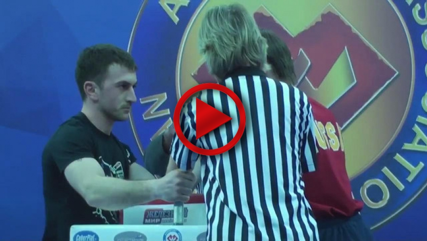 Russian National Championships 2012 part 49 # Armbets.tv # фкьиуеыюем