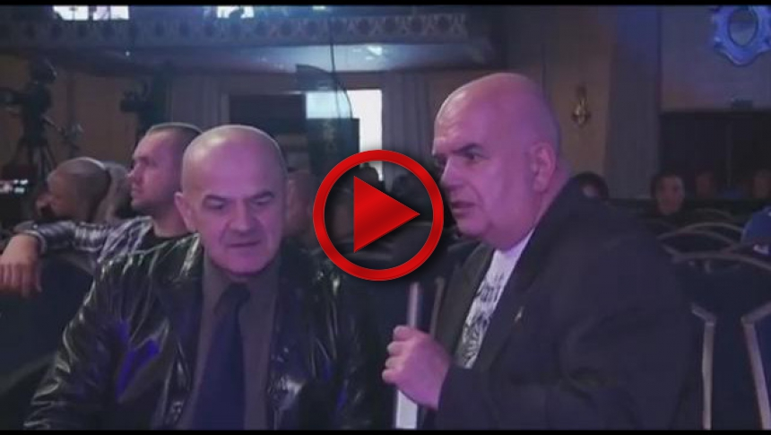 Nemiroff 2011 2nd Day Interview with trainer # Armbets.tv # фкьиуеыюем