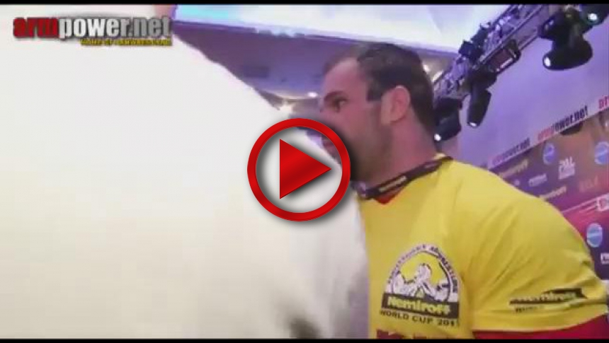 Nemirof 2011 Backstage Part4 # Armbets.tv # фкьиуеыюем