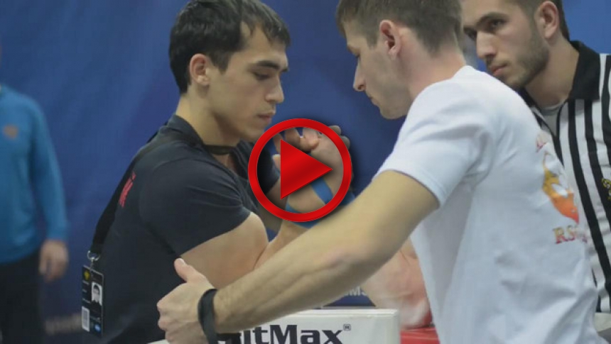 Russian Nationals 2014 right hand part 7 # Armbets.tv # фкьиуеыюем