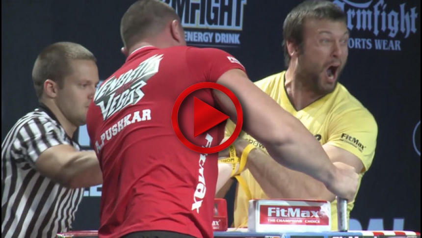 Real Armwrestling - Episode #3 # Armbets.tv