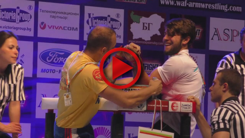EuroArm 2015, day1,left eliminations # Armbets.tv