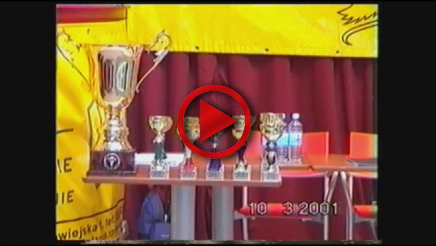 ZlotyTur Cup 2001 (part1) # Armbets.tv