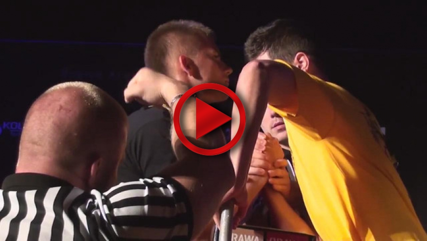 Orava Armwrestling Challenge 2013 - part 01 # Armbets.tv