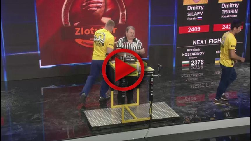 Zloty Tur 2015 - Open Class Left Hand # Armbets.tv