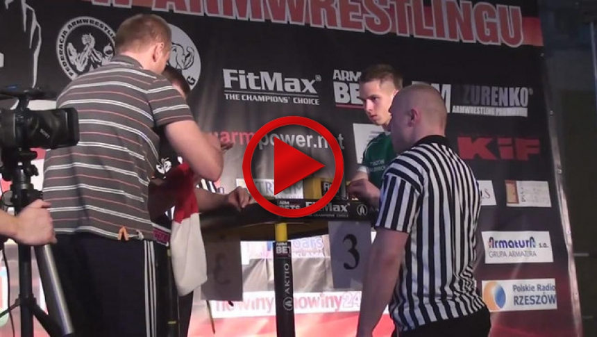 Polish Nationals 2011 - Maczek Gralak (2) # Armbets.tv # фкьиуеыюем