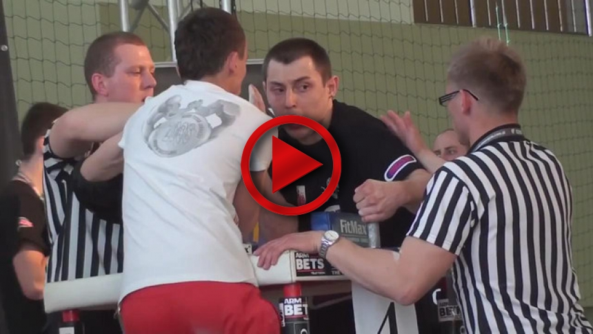 Polish Nationals 2011 - Maczek Gralak (3) # Armbets.tv # фкьиуеыюем