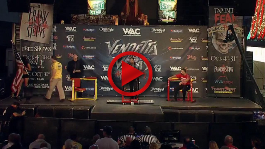 VENDETTA IN VEGAS - ARMFIGHT44 - ALLEN FORD VS HERMAN II STEVENS # Armbets.tv # фкьиуеыюем