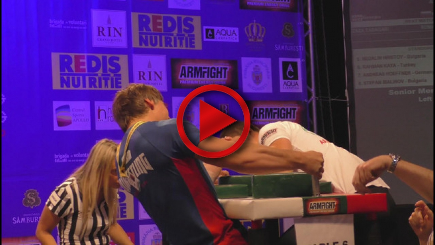 EuroArm2016 day 3 seniors left part 064 # Armbets.tv