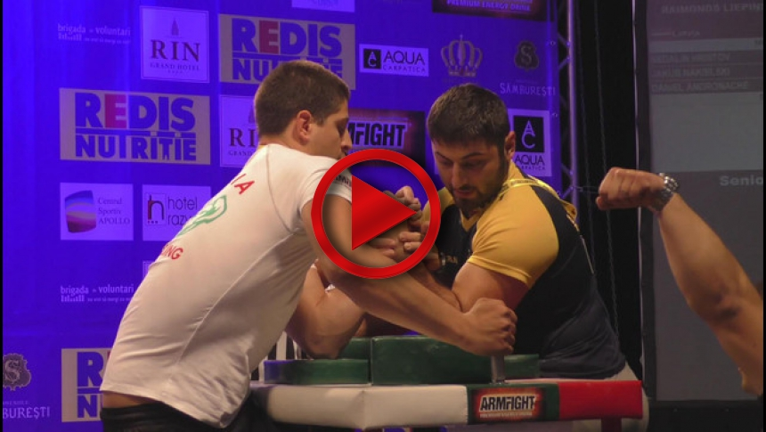 EuroArm2016 day 3 seniors left part 045 # Armbets.tv