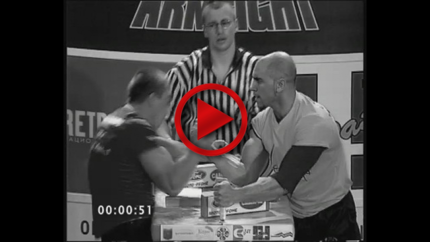 Vendetta - Selearis vs Golemanov (2005) # Armbets.tv # фкьиуеыюем