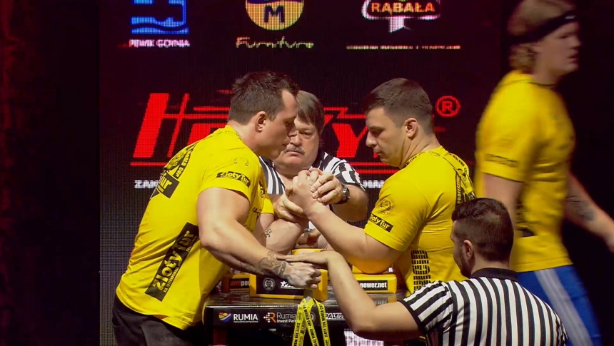 Lachlan Adair vs Dzambolat Tsoriev Left Hand Zloty tur Armwrestling World Cup 2019 # Armbets.tv # фкьиуеыюем